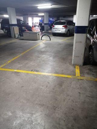 Vendo plaza de garaje aparcamiento Puerta Blanca