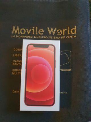 iphone 12 mini 128gb nuevo precintado