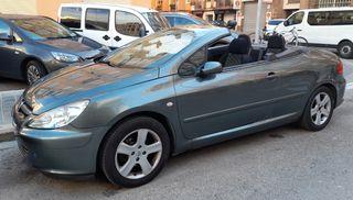 Peugeot descapotable 307, año 2004