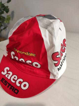 Gorras de ciclismo originales