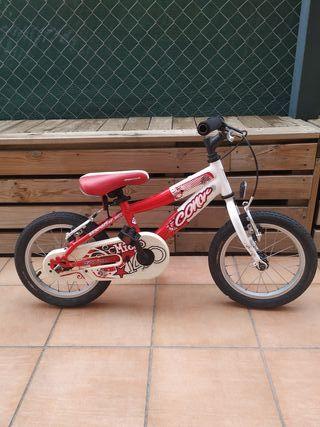 bicicleta de 3 a 5 años