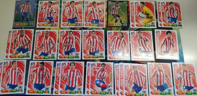 cromos adrenalynXL 09-13 Athletic Madrid/bilbao