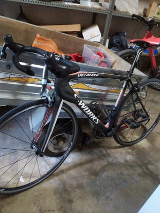 Bicicleta de carretera Specialized S-Works