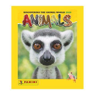 Cromos Animales 2020 Panini
