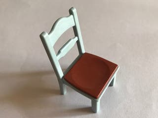 Playmobil silla cocina casa victoriana