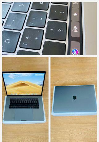 MacBook Pro touchbar 15 a full
