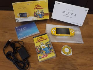 PSP Simpsons Edición Limitada