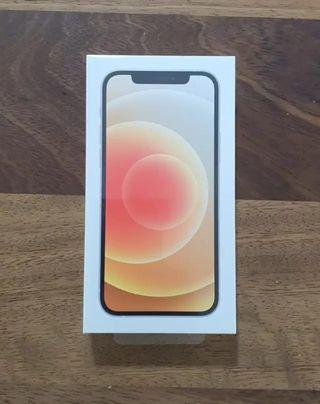 iphone 12 128gb precintado y factura