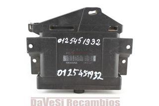Centralita caja cambio Mercedes W124 0125451932 01