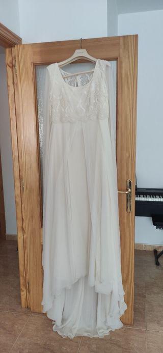Vestido novia Pronovias talla 48