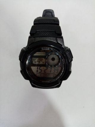 reloj deportivo Casio 3198