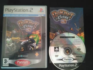 Ratchet y Clank 3 PS2