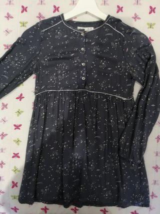 vestido lefties talla 7-8