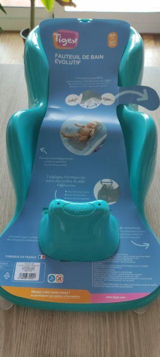asiento bañera para bebés