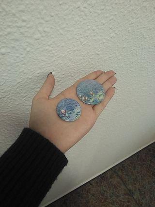 Pin Monet