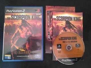 El Rey Escorpion PS2