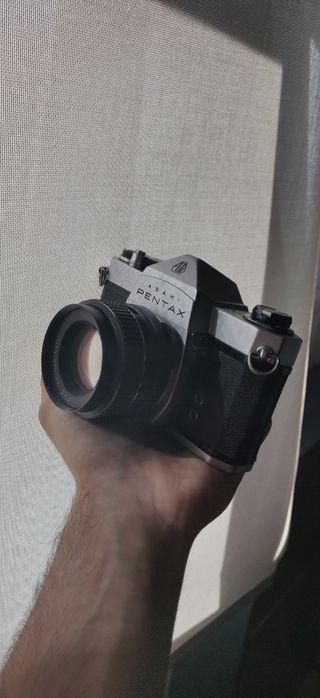 Asahi Pentax SP1000 + 2 objetivos