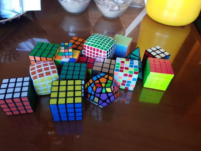 colección de cubos, OFERTA