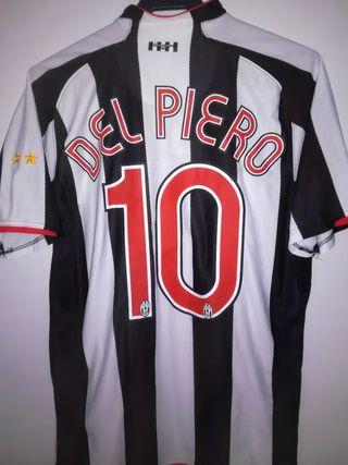 NIKE Juventus 2007-2008 Del Piero 10