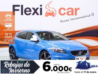 Volvo V40 2.0 D4 R-Design Kinetic