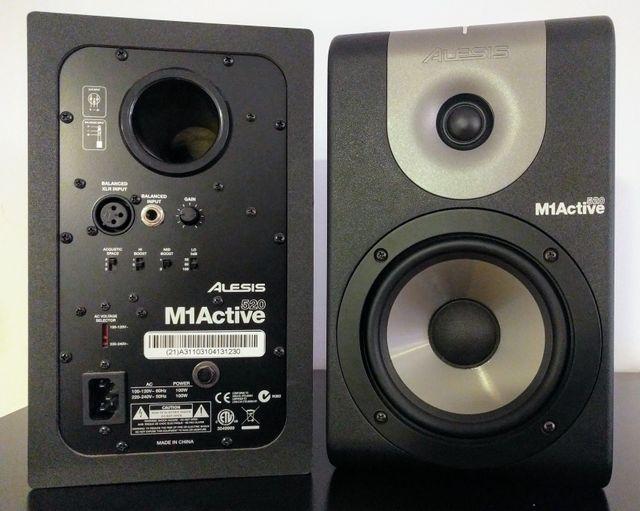 Monitores/altavoces Alesis M1 Active 520