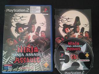 Ninja Assault PS2