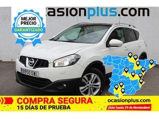 Nissan Qashqai 1.5 dCi Tekna Premium 4x2 17`` 78 kW (106 CV)
