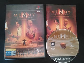 Mummy Returns PS2