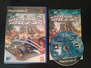 Drome Racers PS2