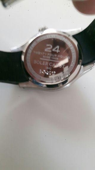 Reloj de hombre soler cabot