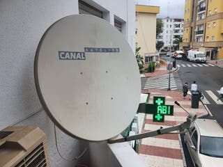antena satelite