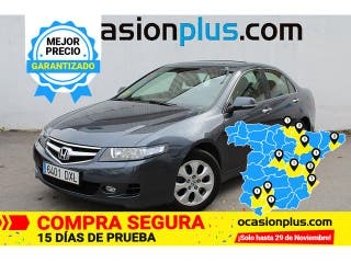 Honda Accord 2.2 I-CTDI Executive Piel 103 kW (140 CV)