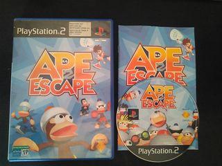 Ape Escape 2 PS2