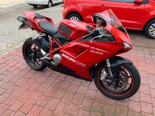 Ducati 848 con 11.600 kms - último precio