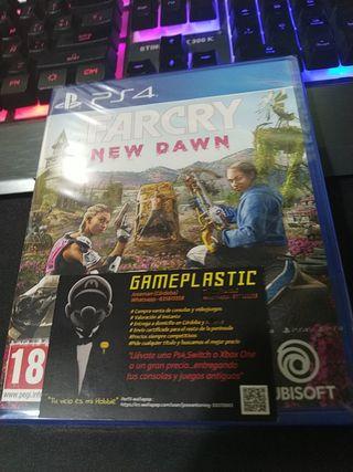 Far Cry New Dawn PS4 (Precintado)