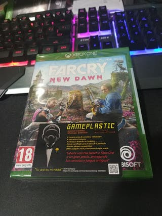 Far Cry New Dawn Xbox One (Precintado)