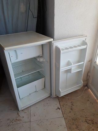 frigorífico bajo