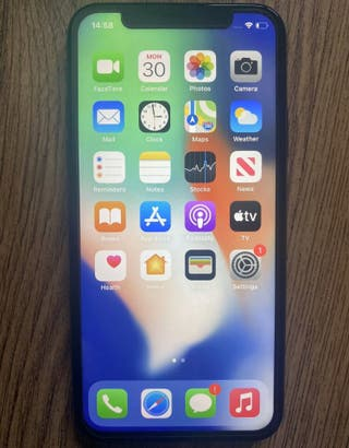 Apple iPhone X 64GB Space Grey Unlocked