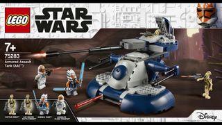 Lego star wars 75283 sin minifiguras