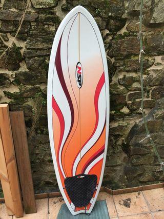 Tabla surf NSP 6.0