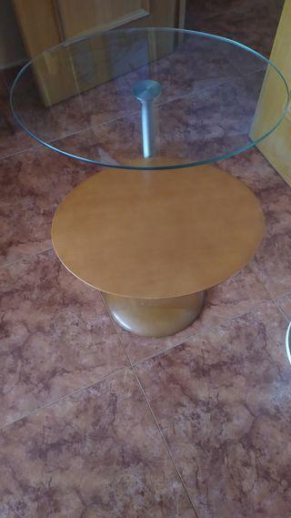 mesa auxiliar para el sofa