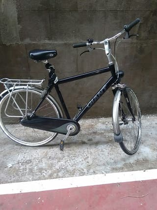 bici de paseo