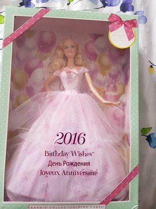 Barbie de colección 2016
