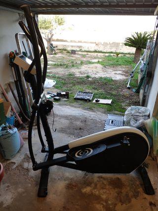 Bicicleta Elíptica decathlon VE 680