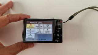 Camara digital Panasonic DMC-FX500