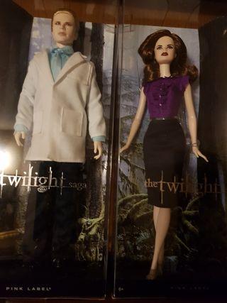 Barbie de colección Precio por los dos .