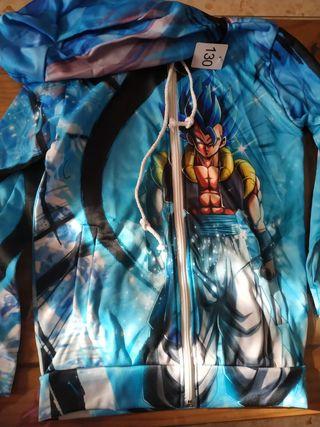 NUEVO a estrenar sudadera Dragon Ball Super