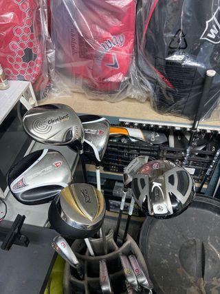 Drivers y Maderas de golf (por separado)