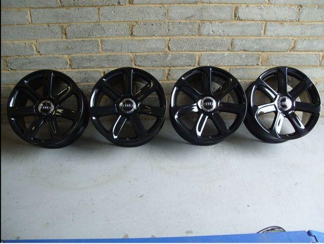 Llantas originales sline Audi 18 pulgadas