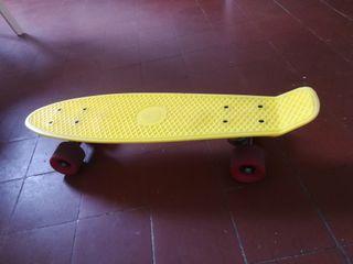 Longboard, cruiser board, skateboard